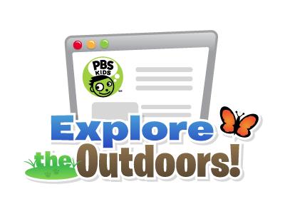 Explore the Outdoors! illustration tv kids fun burbank