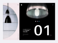 Landing Page Design - Buy Lamps Online