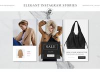Elegant Instagram Stories
