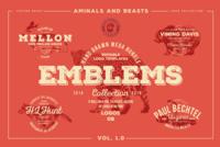 Emblems 01 Cover