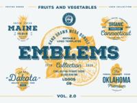 Emblems 02 Cover
