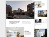 Architecture Landing Page