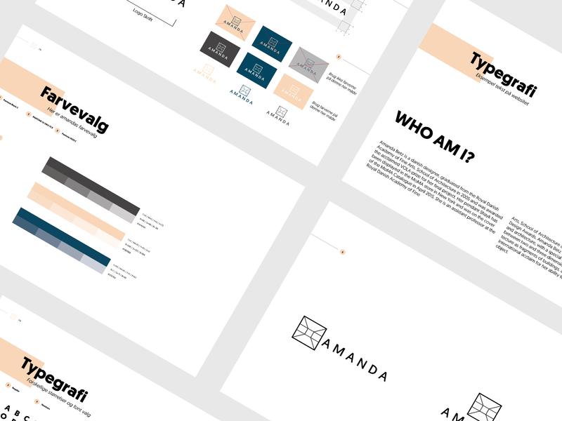 Brand book Design