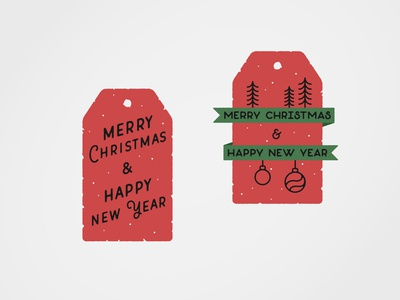 Infogravy | Holiday Gift Tags