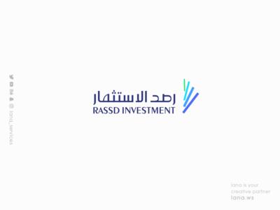 RASSD LOGO lana-services ux typography vector illustration ui graphic design branding brand animation logo