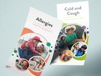 Pediatric Brochure Covers