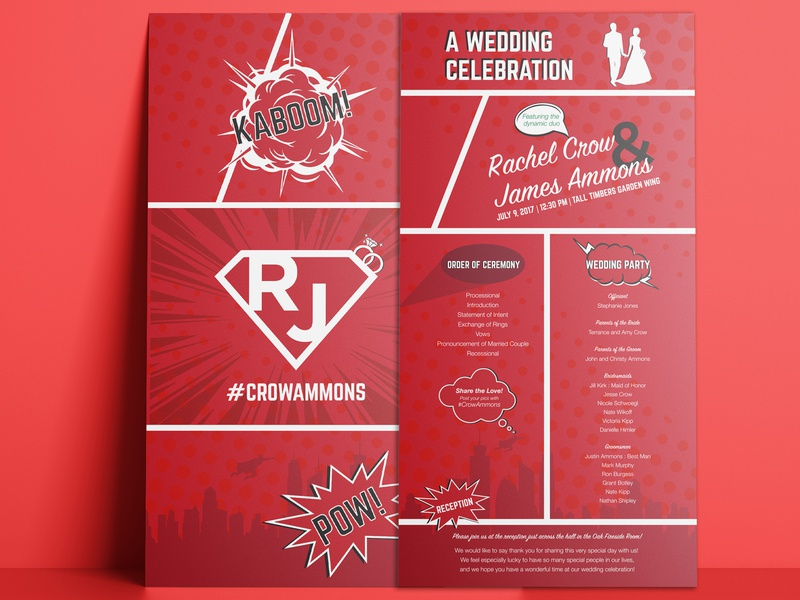 Coming Book Wedding Programs editorial design layout design wedding graphic design