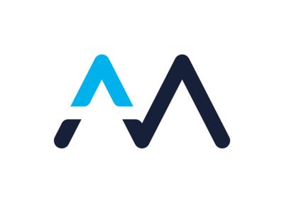 AM personal logo