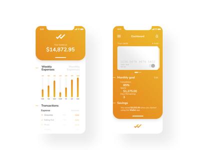 Wallet - Expense Tracker App