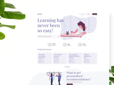 eStudent - Learn anytime, anywhere