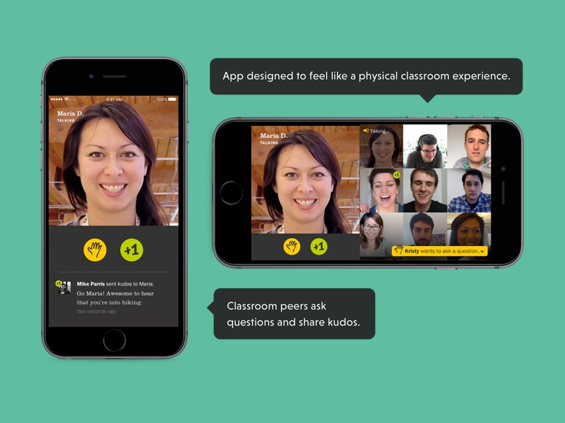 Homeroom Digital Classroom Experience by We Are Mammoth on
