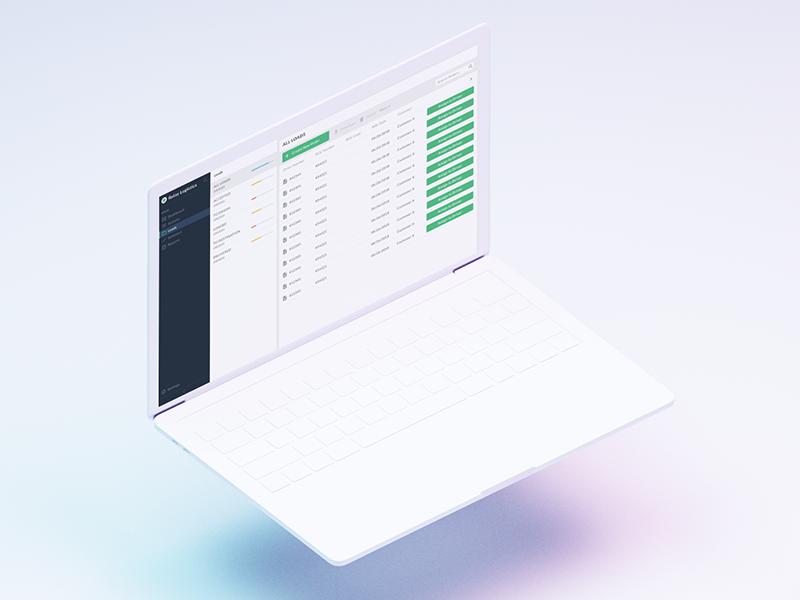Relay desktop dribbble