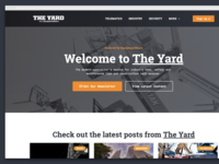 """""""Welcome to The Yard"""""""