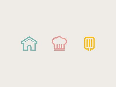 Icons flat icon ui web