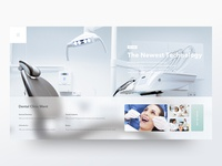 Dental Clinic - Website Design