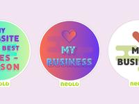 Neolo Stickers