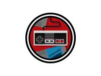 NES Badge