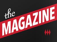 The Magazine Logotype