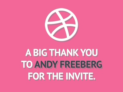 Thanks Andy Freeberg