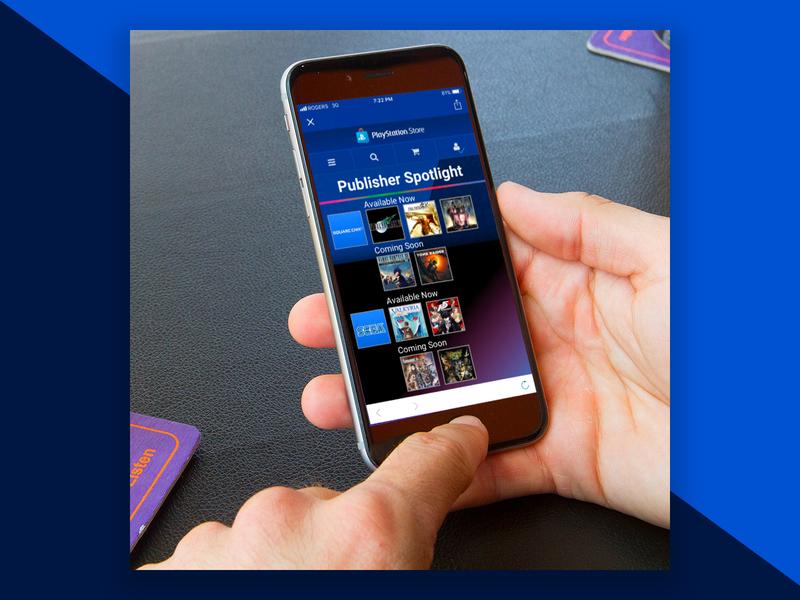 PlayStation Compass - Mobile App Publisher Spotlight