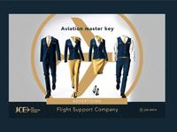 Advertising example for Jet Concierge Europe prestige branding luxury luxury logo luxury design luxury branding concierge airline jet post outdoor advertisement advertisment advertise advertising