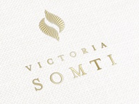 Victoria Somti logo on white