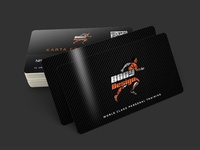 Body Design members cards