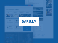 DARU - Catalog template