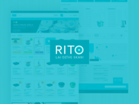 Rito.lv - E-commerce template