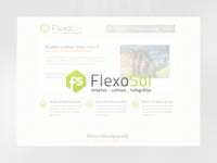 FlexoSol - Website template