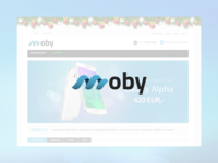 Moby.lv - E-commerce template