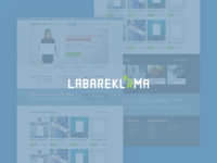 Labareklama.lv - Advertisment template