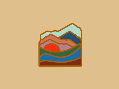 Desert patch