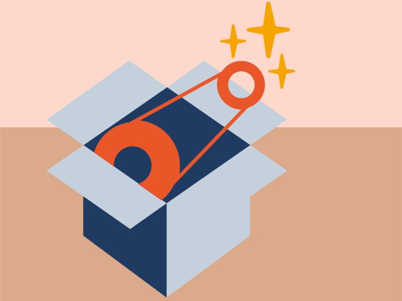 New Parts! adobe illustration visual design graphic design flat design adobe illustrator