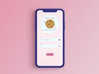 Cosmic Cookies dailyUI_001