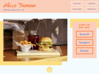 Landing Page - Daily UI 003