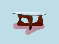 Isamu Noguchi—Noguchi Table