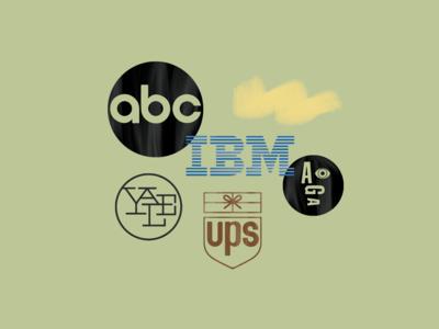 Paul Rand—Logos