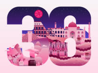 36 days of type Dribbble