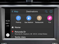 CarPlay + Proactive Maps