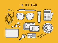 Possessions - In My Bag