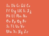 Funfetti Font Design