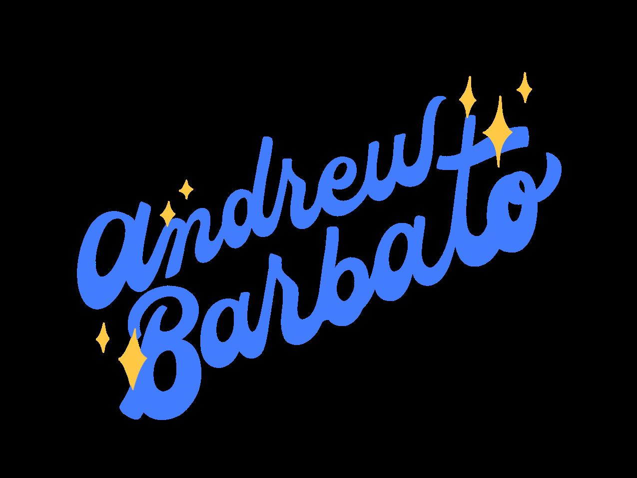 Alt Sparkle Script Logo wordmark comedian andrew sparkle alternate alt logo logo branding typography illustration design