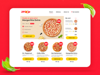 Pizza site