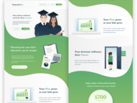 Financial Web Design