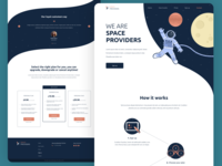 Space Providers