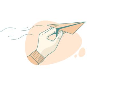 Contact illustration