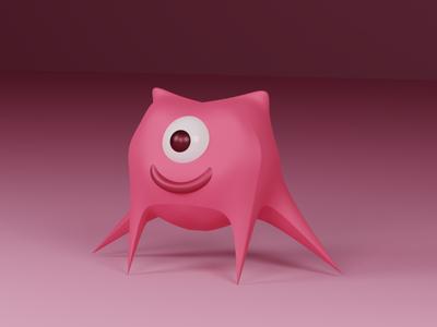 Zino 3D character