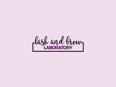 lash and brow laboratory - logo