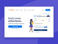 Home Page - Job Application